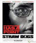 straw dogs movie poster image