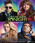 take me home tonight movie poster  image