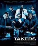 takers movie poster image