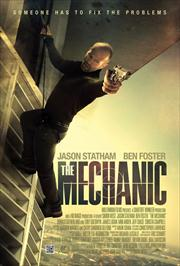 the mechanic movie poster image