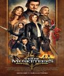 three musketeers movie poster image