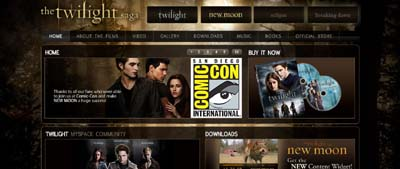 twilight saga website image