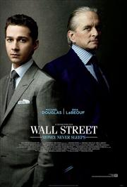 wall street: money never sleeps movie poster image