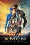 x-men:days of future past movie poster image