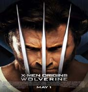 x-men origins wolverine movie poster image