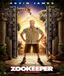 zoo keeper movie poster image