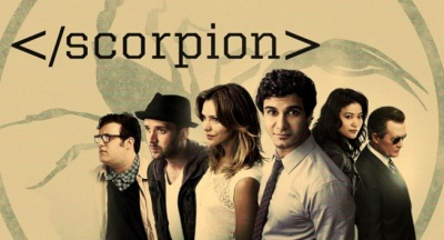 scorpion tv show logo image