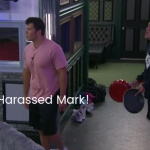 Big Brother 19 Josh Harassed Mark With Pots And Pans Ahead Of Today's Live Eviction