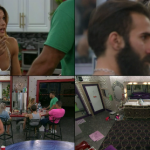 Big Brother 19 Christmas And Mark Started Up A New Fight Today August 11th,New Details