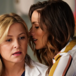 Grey's Anatomy Jessica Capshaw Talked New Season 14 Arizona Girlfriend Details