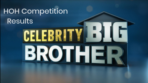 Celebrity Big Brother New HOH Revealed For February 10, 2018