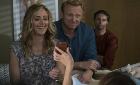 One Of Grey's Anatomy Main Actors Just Got Married And Already Expecting A New Child