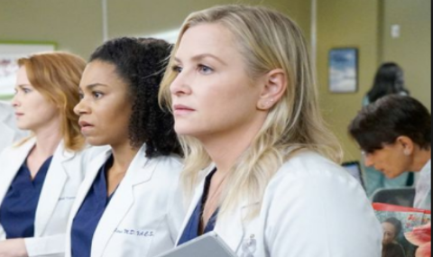 Grey's Anatomy Is Getting Rid Of Two More Main Stars