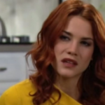 'Bold And The Beautiful' Sally Star Courtney Hope Gave A New, Important, Heartfelt Message