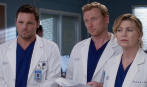 One Of Grey's Anatomy's Main Stars Just Got A New Baby