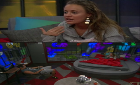 Big Brother 20 Kaitlyn Totally Went Off On Faysal Yesterday July 3, 2018