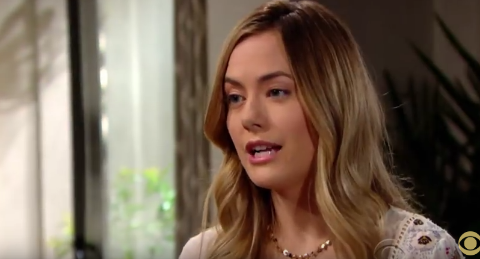 'Bold And The Beautiful' Hope Logan Will Do Something Outrageously Bold This Week