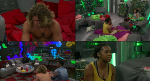 New Big Brother Season 20 Live Feed Updates For July 10 and 11, 2018 Revealed