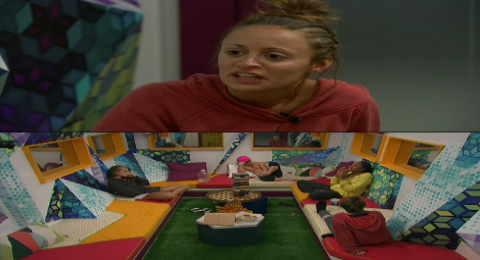 Big Brother Season 20 Bayleigh Called Out Crazy Kaitlyn On Her BS Last Night July 19,2018
