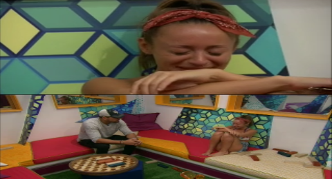 Big Brother Season 20 Crazy Kaitlyn Had Another Tearful Break Down Again Today, July 23, 2018