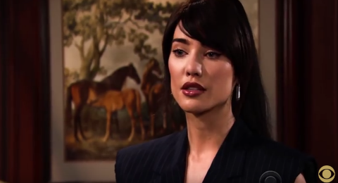 'Bold And The Beautiful' Steffy Will Do Another Shocking Thing At Forrester Creations This Week