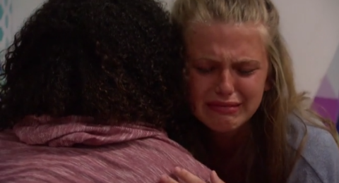 Big Brother Season 20 Haleigh Brought Her And Bayleigh To Tears With A Huge Shocker Aug 7, 2018