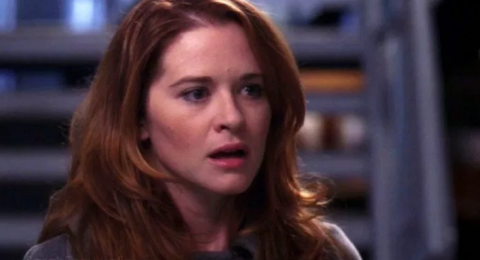 Grey's Anatomy April Kepner Star Sarah Drew Revealed New,Interesting Details About Her Departure