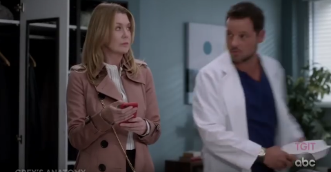 Important Grey's Anatomy Season 15 Details For Meredith Grey's New, Possible Love Interest Revealed