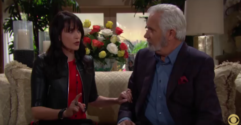'Bold And The Beautiful' Quinn Forrester Is About To Start  Major Trouble Again This Week