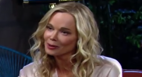 'Bold And The Beautiful' Donna Logan Is About To Do Something Very Scandalous This Week