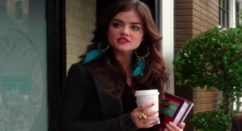 'Pretty Little Liars' Lucy Hale Is About To Star In A Brand New Movie