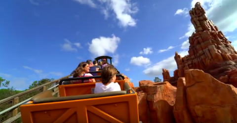 Disney World Is About To Introduce A New Super Ride Attraction And Technology