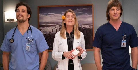 New 'Grey's Anatomy' Season 15 Meredith, Andrew & Link Love Triangle Details Revealed By A Castmember
