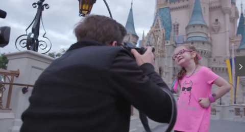 Disney World Just Did Something Very Wonderful For A Little, 6 Year Old, New York Girl