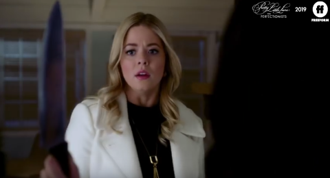 'Pretty Little Liars: The Perfectionists' Is Bringing On New, Tough Male Character