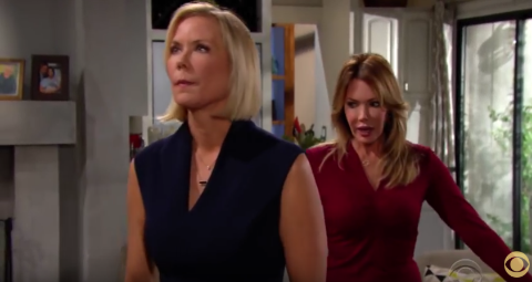 'Bold And The Beautiful' Brooke & Taylor Are About to Have Another Shocking Confrontation This Week