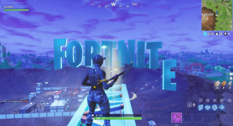 A Fortnite Major, New Mode For Season 7 Just Got Leaked Today