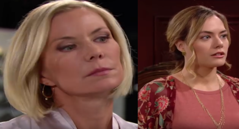'Bold And The Beautiful' Brooke & Hope Are About To Have Big Fight This Week
