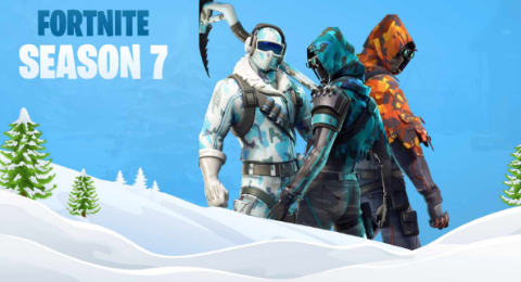New Fortnite Season 7, Week 1 Challenges And Tips Revealed