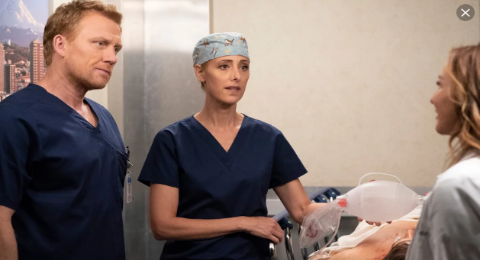 Grey's Anatomy Season 15 Is Bringing On A New Female Character After The Winter Break