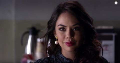 'Pretty Little Liars: Perfectionists' Mona Star Janel Parrish Dished New, Very Important Details About The Show