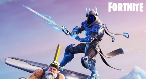 Fortnite Season 7 Quickly Removed The New Super Power Infinity Blade From The Game Today