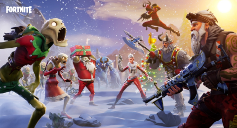 Fortnite Is Adding Cool, New Holiday Surprises To The Game