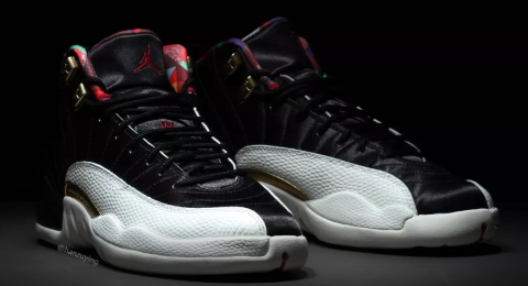 New Air Jordan 12 Chinese New Year 2019 Shoes Are About To Release