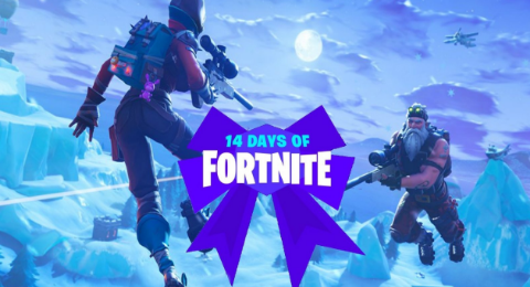 Fortnite Has Brought Back The '14 Days Of Fortnite' Event
