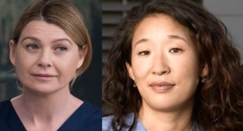Grey's Anatomy Ellen Pompeo Recently Congratulated Former Cristina Yang Star Sandra Oh
