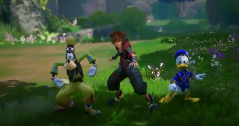 New Kingdom Hearts 3 Extra Keyblade Variations And Second Playable Character Revealed