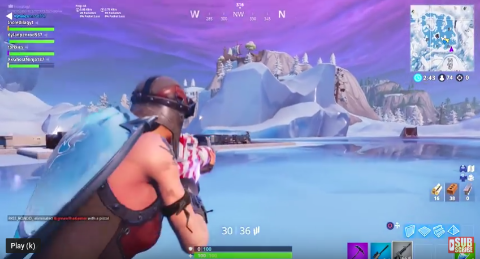 Fortnite Reportedly About To Introduce A New, Major Ice Storm Event