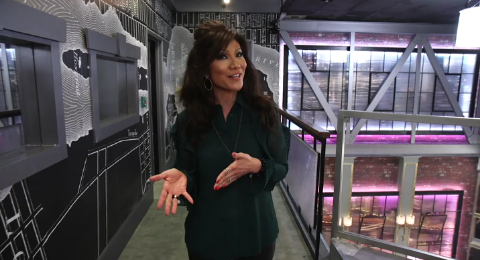 Big Brother Host Julie Chen Revealed The New Celebrity Big Brother Season 2 House