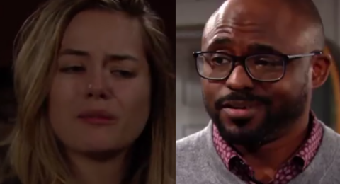 'Bold And The Beautiful' Hope Will Confront Reese About Her Baby This Week
